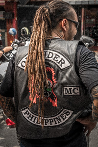 Some serious dreadlocks