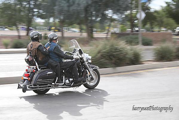 Sun Riders Motorcycle Toy Parade 12-09-07 Tucson, Az