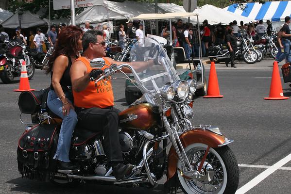 Fire & Ice Bike Rally 2007