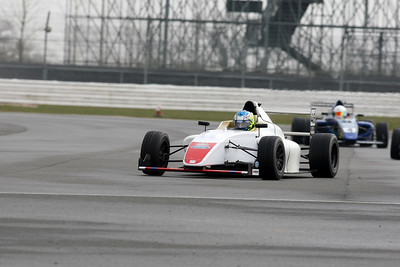MSA Formula Testing Silverstone, Northants, March 16thth 2015 ©Paul Davies Photography 2015 Mandatory Credit: Paul Davies/Paul Davies Photography