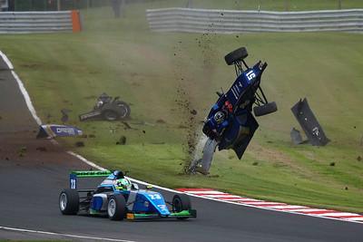 British F3, Oulton Park, Cheshire, UK