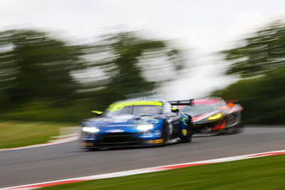 British GT Championship, Brands Hatch, Kent, UK