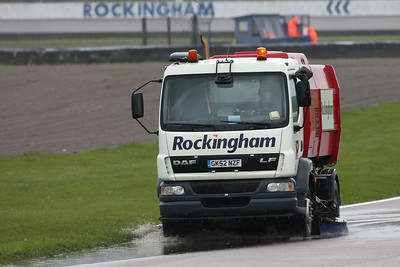 British GT Championship, Rockingham, Corby, UK