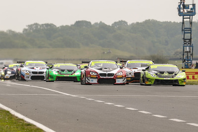 British GT Championship, Snetterton, Norfolk, UK