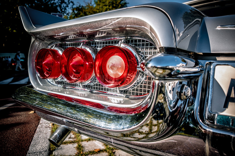 Ford Thunderbird 1960 © 2019 Olivier Caenen, tous droits reserves