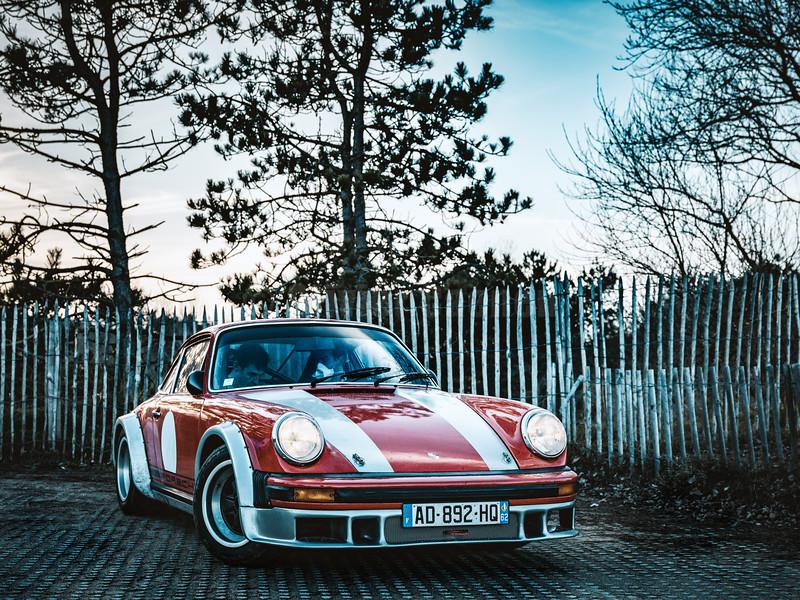 Porsche 911 SC 3.0 Rallye © 2020 Olivier Caenen, tous droits reserves