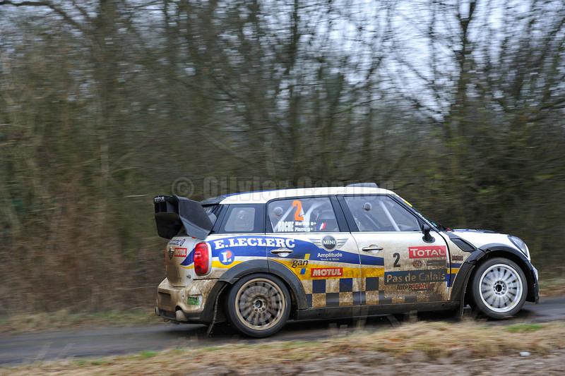 2-F-ROCHE Pierre-ROCHE Martine-MINI JCW WRC- RALLYE DU TOUQUET 2012_014