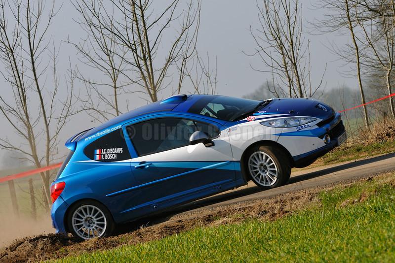 54-BOSCH Florentin-DESCAMPS Jean-Charles-PEUGEOT 207 RC R3-RALLYE DU TOUQUET 2012_001