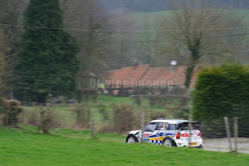 2-F-ROCHE Pierre-ROCHE Martine-MINI JCW WRC- RALLYE DU TOUQUET 2012_005