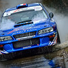 De Passorio Marc - Laborderie Cyril - Team Chazel - Subaru Impreza S5 WRC