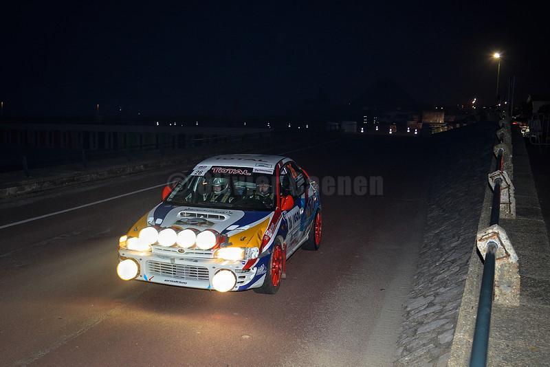 Lefrancois Alain - Leroy Vincent - MSR by gbi.com - Subaru Impreza GT