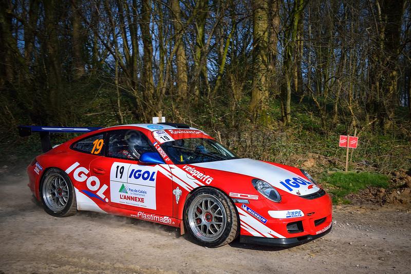 Rouillard Patrick - Mondon Cedric - 2 HP Competition - Porsche 997 Cup