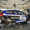 MAURIN Julien KLINGER Nicolas Ford Fiesta WRC TEAM 2B Yacco
