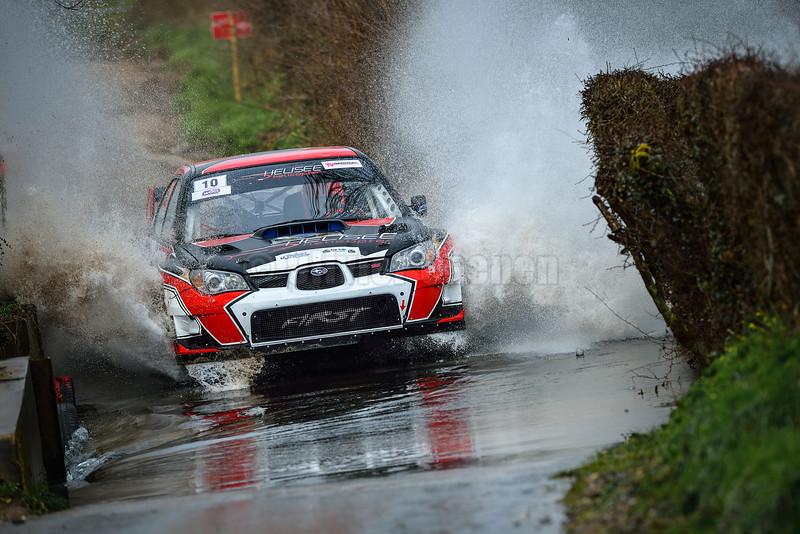 Stievenart Gilles - Gorczyca Thibaut - First Motorsport - Subaru Impreza S12 WRC