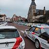 Rallye du Touquet 2016 Etape 1 Parc fermé © 2016 Olivier Caenen, tous droits réservés