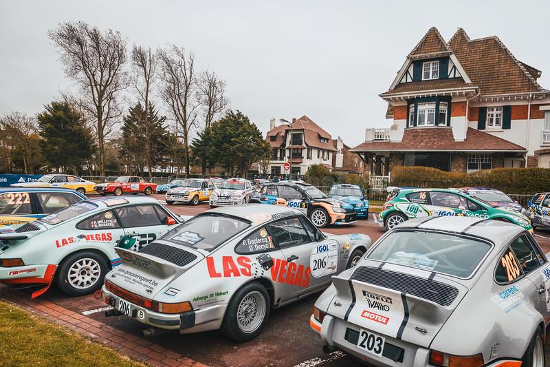 Verifications-Parc fermé-59eme Rallye du Touquet © 2019 Olivier Caenen, tous droits reserves