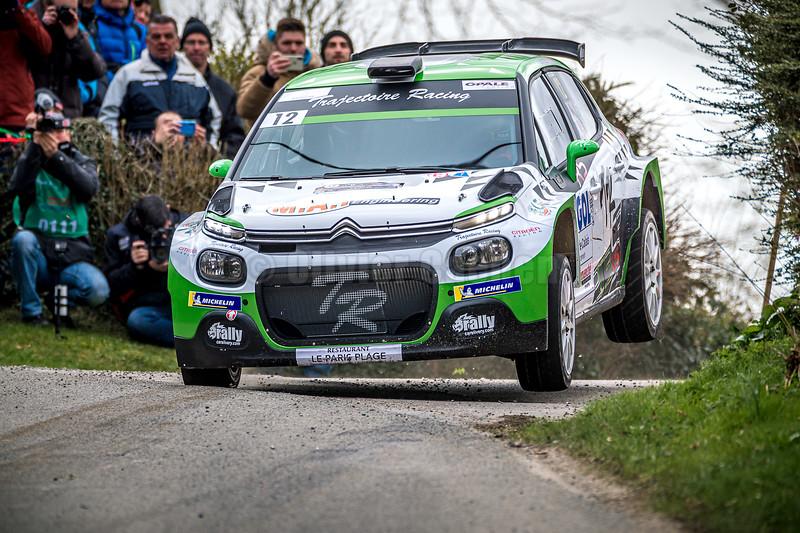 60éme Rallye du Touquet / ES1 Bernieulles-Hubersent-Cormont © 2020 Olivier Caenen, tous droits reserves
