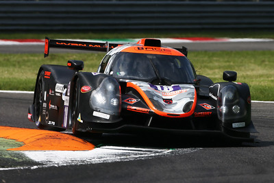 The second round of the European Le Mans Series