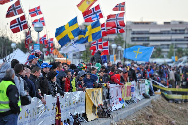 WRC Catalogne 2011 Ambiance 01