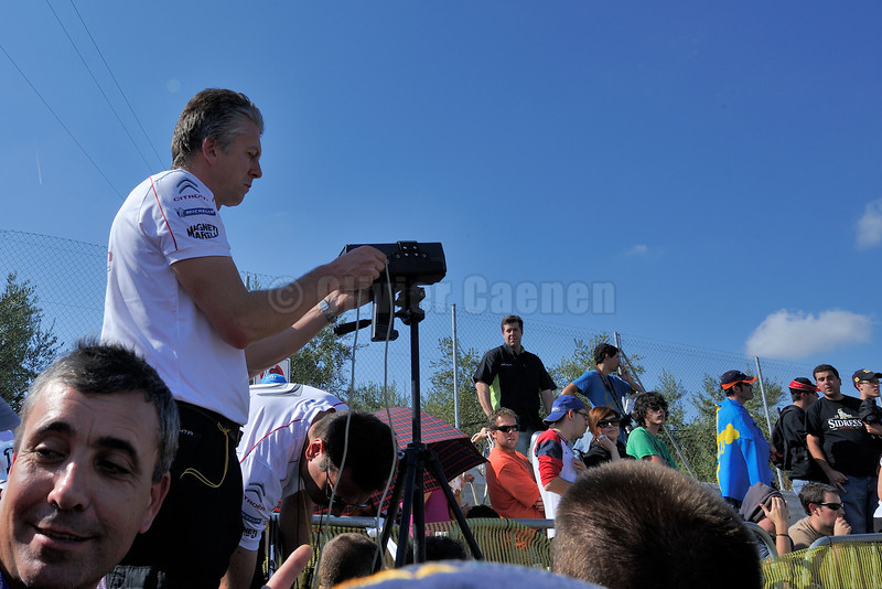 WRC Catalogne 2011 Ambiance 33