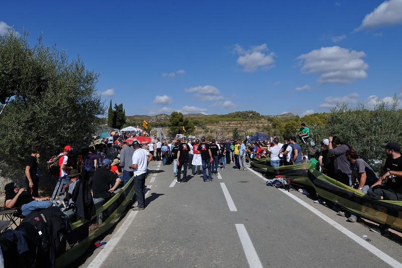 WRC Catalogne 2011 Ambiance 22