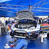 MOTORSPORT-WRC MONTECARLO 2014- ASSISTANCE SHAKEDOWN-FORD-FRANCOIS DELECOUR