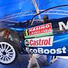 MOTORSPORT-WRC MONTECARLO 2014- ASSISTANCE SHAKEDOWN-FORD-