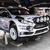 Tanak O- Molder R- (est) -Ford fiesta RS WRC n¡6 2015 RMC