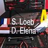 Loeb S - Elena D-(fra)-citroen-ds3-wrc-n¡4-2015-rmc/ parc gap