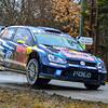 Mikkelsen A- Markkula M-(nor fin) -VW polo R WRC n¡9 2015 RMC / SHAKEDOWN GAP