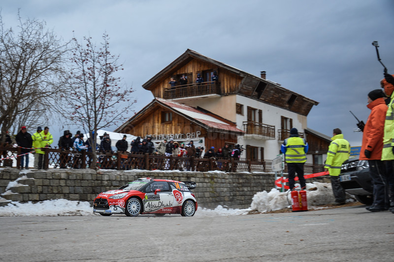 breen c martin s (irl gbr) citroen DS3 WRC n°14 2017 (JL)-012