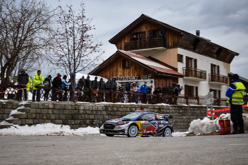 ogier s ingrassia j (fra) ford fiesta RS WRC+ n°1 2017 RMC (JL)-024