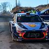 neuville t gilsoul n (bel) hyundai I20 WRC+ n°5 2017 RMC (JL)-013