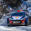 neuville t gilsoul n (bel) hyundai I20 WRC+ n°5 2017 RMC (JL)-012