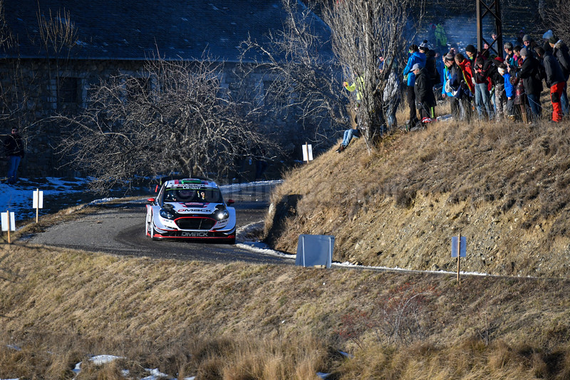 evans e parry c (gbr) ford fiesta WRC n°3 2017 RMC (JL) -04