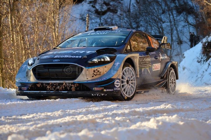 tanak o molder r (est) ford fiesta RS WRC + n°2 2017 RMC (JL)-011