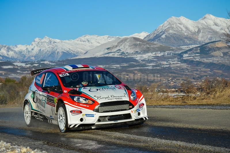bouffier b giraudet d (fra) ford fiesta RS WRC n°40 portrait 2017 RMC (JL) -03