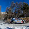 neuville t gilsoul n (bel) hyundai I20 WRC+ n°5 2017 RMC (JL)-09