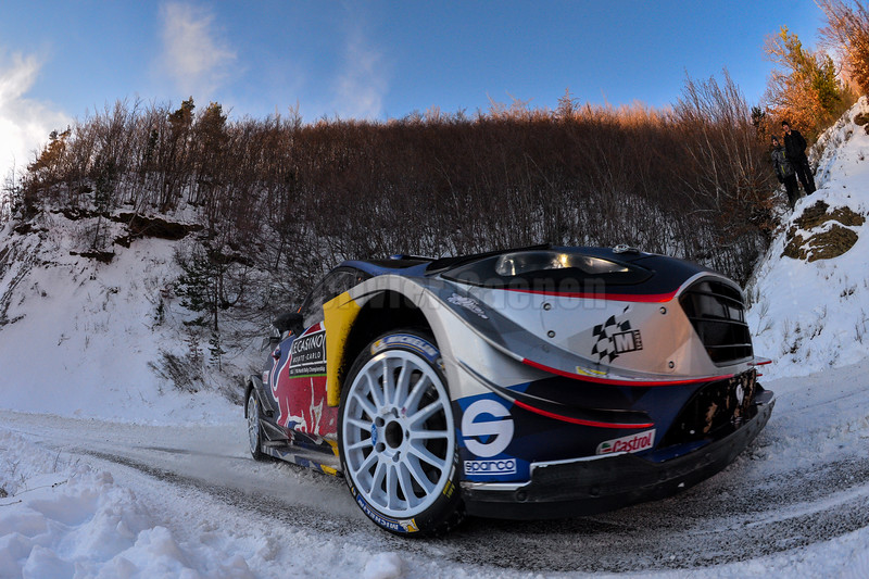 ogier s ingrassia j (fra) ford fiesta RS WRC+ n°1 2017 RMC (JL)-018