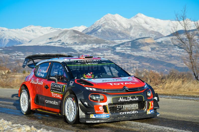 meeke k nagle p (gbr) citroen C3 WRC+ n°7 2017 RMC (JL)-02