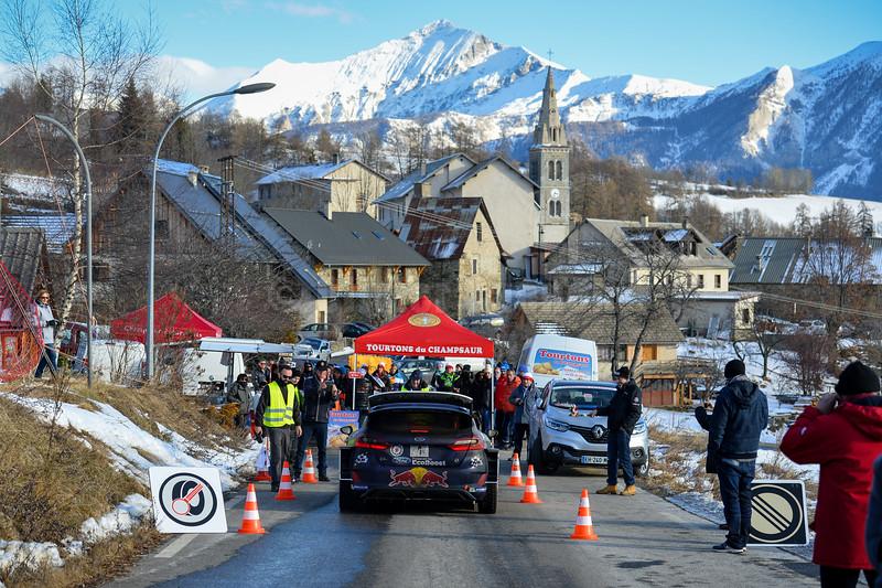 ogier s ingrassia j (fra) ford fiesta RS WRC+ n°1 2017 RMC (JL)-016