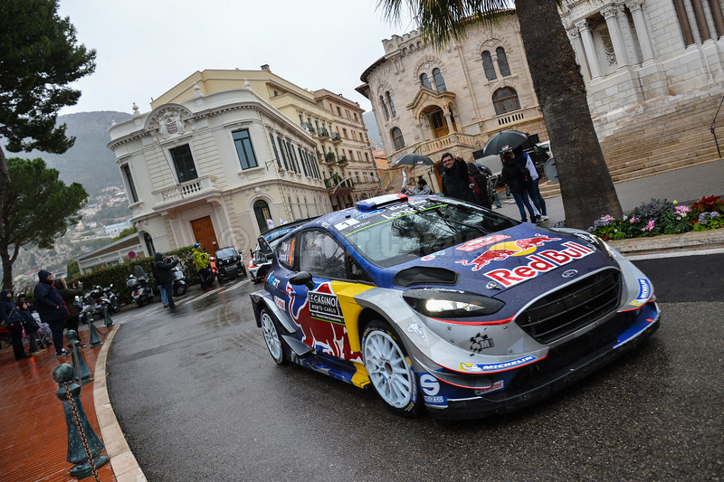 ogier s ingrassia j (fra) ford fiesta RS WRC+ n°1 2017 RMC (JL)-036