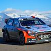 sordo d marti m (esp) hyundai I20 WRC n°4 2016 RMC (JL)- 2
