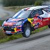 LOEB Sebastien (F)-ELENA Daniel (MC)-Citroen DS3 WRC_Wales Rally GB 2012 _037