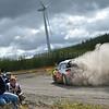 LOEB Sebastien (F)-ELENA Daniel (MC)-Citroen DS3 WRC_Wales Rally GB 2012 _041