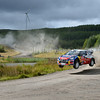 LOEB Sebastien (F)-ELENA Daniel (MC)-Citroen DS3 WRC_Wales Rally GB 2012 _039