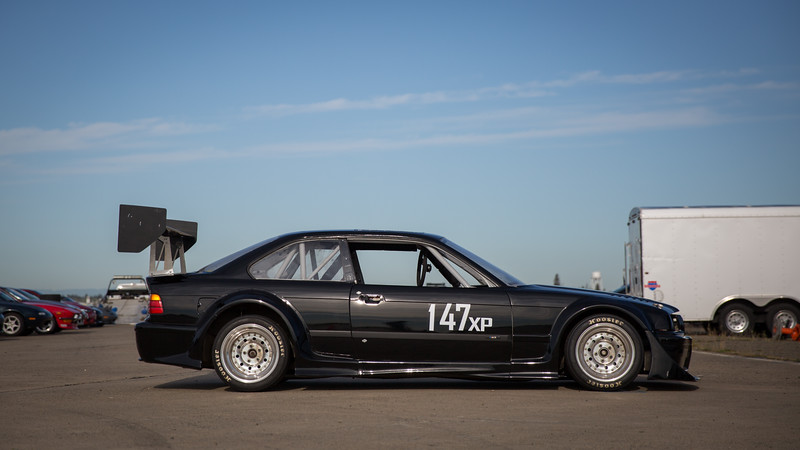 SCCA autocross @ Mather - March 28, 2015
