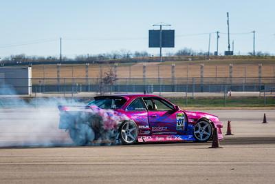 Cupcake Meet 24: Autocross/Lone Star Drift Demo