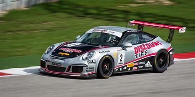 Pirelli Porsche GT3 Cup at COTA - 12-13Mar2016