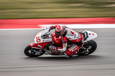 MotoGP at COTA - 2016